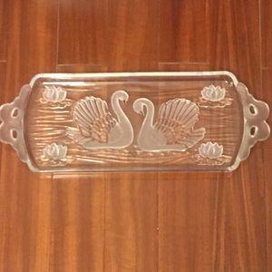 Original Walther-Glas Swan